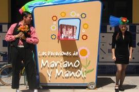 LAS VACACIONES DE MARIANO Y MANOLI